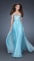 La Femme Prom Dress 18342