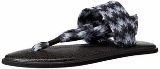 Sanuk Girls' Lil Yoga Sling 2 Prints Sandal