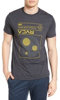 RVCA Men's System Graphic T-Shirt