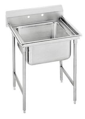 """Advance Tabco 930 Series Free Standing Service Sink Advance Tabco Length: 54"""""""