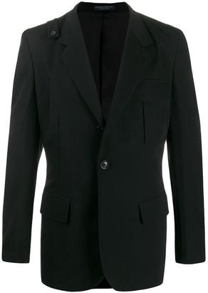 Yohji Yamamoto Gabardine blazer
