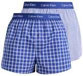 Calvin Klein Underwear 2 Pack Boxer Shorts Blue