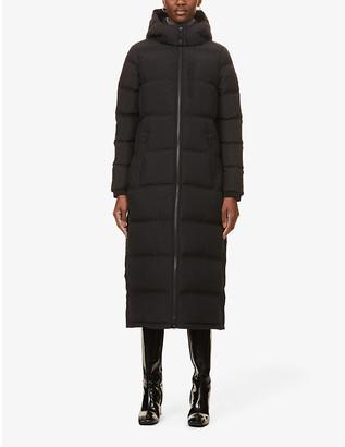 Moose Knuckles Jocada padded shell-down parka coat