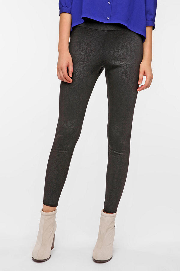 Urban Outfitters Out From Under Brocade Legging
