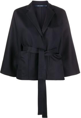 Sofie D'hoore Calder tie-waist jacket