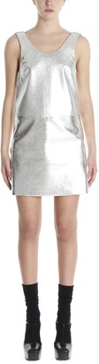 Prada Sleeveless Open Back Dress