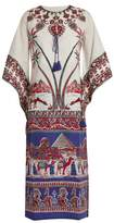 Figue Alexandra printed-cotton dress