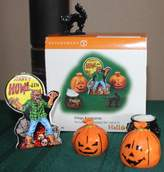 Department 56 Village Accessories Halloween Accessory Set (56.53246)