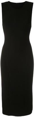 OSKLEN Cotton Utility knit dress