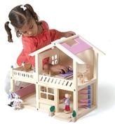 Green Baby Rooftop Garden Playhouse