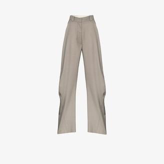 Eftychia Wide Leg Trousers