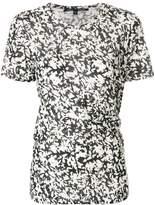 Proenza Schouler ruched floral T-shirt