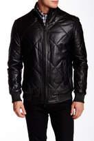 HUGO BOSS Naris Genuine Leather Jacket