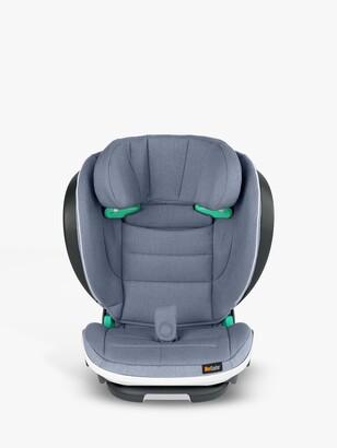 Melange Home BeSafe iZi Flex FIX i-Size High-Back Booster Group 2/3 Car Seat, Cloud