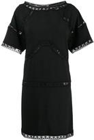 DSQUARED2 Lace Insert Dress