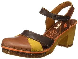 Art 0313 Memphis Amsterdam, Women's Sandals with ankle strap,(38 EU)