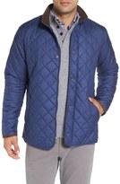 Peter Millar Men's Norfolk Water Resistant Quilted Jacket
