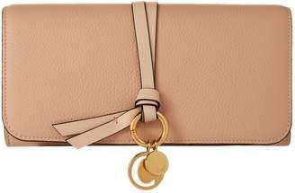 Chloé Alphabet Front Flap Wallet