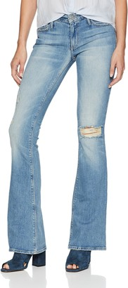 Black Orchid Denim Black Orchid Women's Mia Mid Rise Skinny Flare