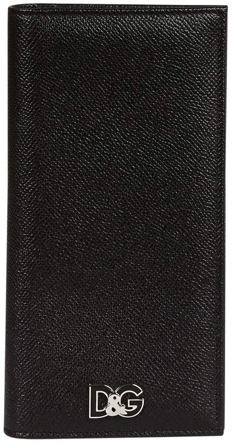 Dolce & Gabbana Foldover Continental Wallet
