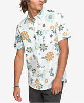 Quiksilver Men's Sunset Floral Shirt