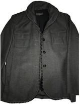 Ter Et Bantine Black Wool Jacket for Women