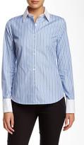 L.A.M.B. Striped Menswear Shirt