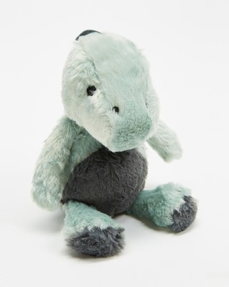 Cotton On Baby - Green Animals - Snuggle Toy - Babies - Size One Size at The Iconic