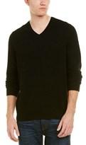Vince V-neck Cashmere Sweater.