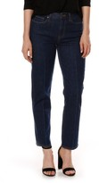 Paige Women's Sarah High Waist Ankle Straight Leg Jeans