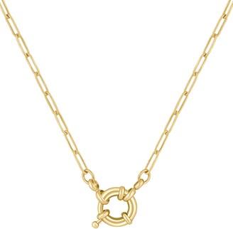 Electric Picks Neptune Pendant Necklace