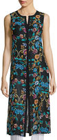 Nicole By Nicole Miller nicole by Nicole Miller Sleeveless Duster Top