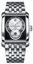 Raymond Weil Men's Automatic Black Dial Analogue Display and Silver Stainless Steel Bracelet 4400-ST-00268