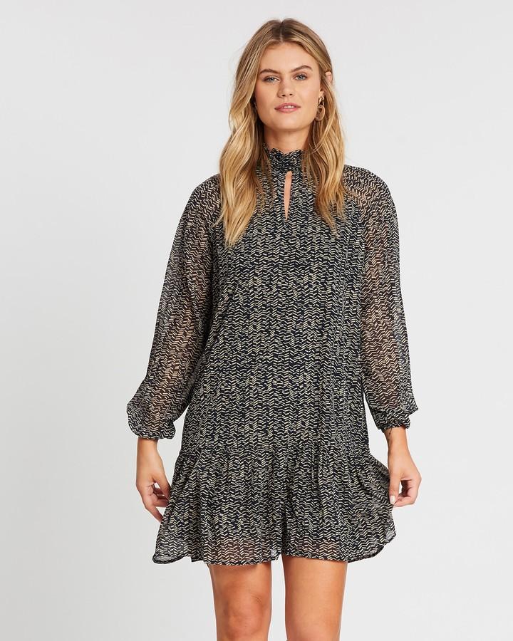 Vero Moda Karina LS Short Dress