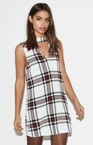 KENDALL + KYLIE Kendall & Kylie Printed Keyhole Shift Dress