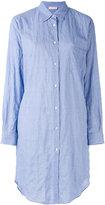 Wunderkind oversized shirt - women - Cotton/Polyurethane - 34