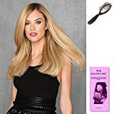 """Hairdo. by Jessica Simpson & Ken Paves (3 - Item Bundle) 20"""" Human Hair Extension Kit 