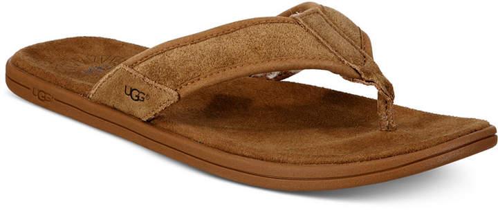 35f87817847 Men Seaside Flip-Flop Sandals Men Shoes