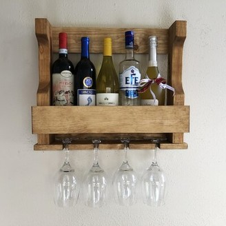 Wine Glass Shelves Shop The World S Largest Collection Of Fashion Shopstyle