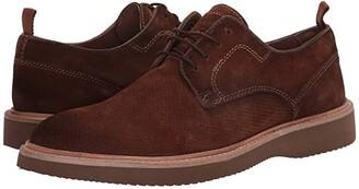 Steve Madden Voyage Shoe (Cognac Suede) Men's Shoes