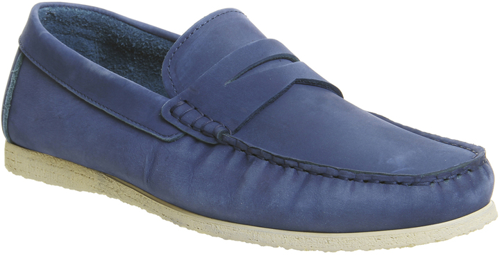 Ask the Missus Draft Penny Loafer