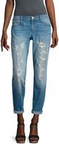 BELLE + SKY Destructed Boyfriend Jeans