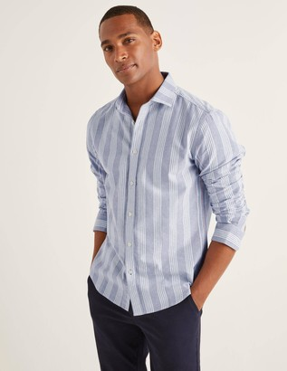 Slim Fit Stripe Shirt