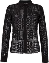 Tony Cohen 'Eboni' blouse
