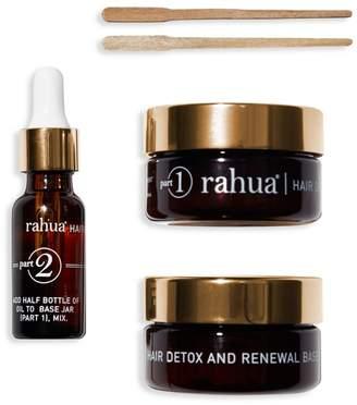 Rahua 3-Piece Detox Renewal Kit