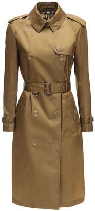 Burberry Lvr Exclusive Oban Econyl Trench Coat