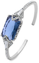 Jenny Packham Swarovski Crystal Bangle Bracelet