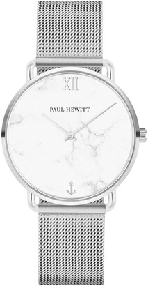 Paul Hewitt PH-M-S-M-4S Miss Ocean Line Silver Watch