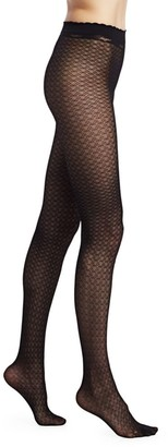 Fogal Signature Logo Tights