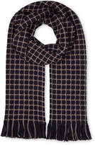 Whistles Grid Check Scarf